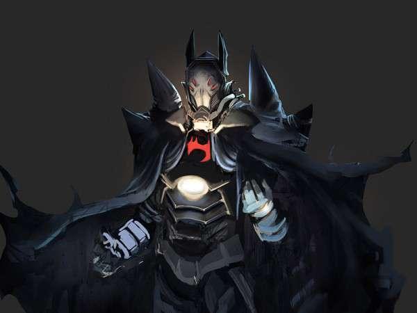 <span>Batman – New Armor</span><i>→</i>