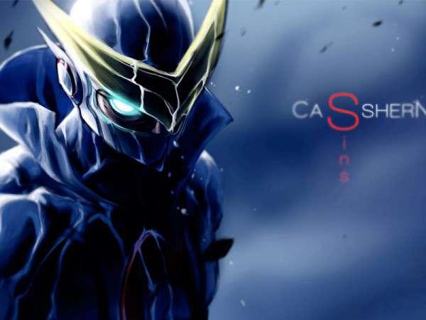 <span>Casshern Sins</span><i>→</i>