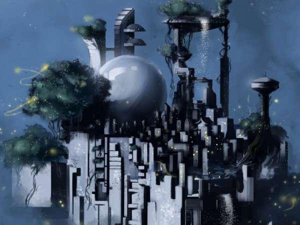 <span>Moon Cities</span><i>→</i>